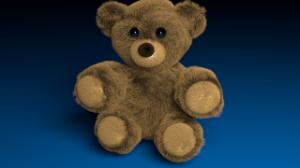 blender bear